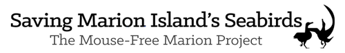 Mouse-Free Marion Logo